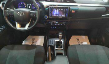 Toyota Hilux D-4D 4X4 TURBO DIESEL  2018 full
