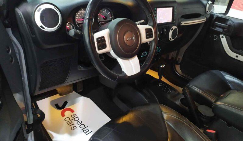 Jeep Wrangler UNLIMITED AUTO / POLAR EDITION  2014 full